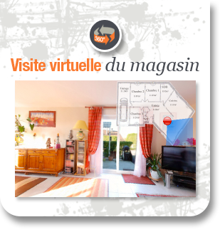 Visite virtuelle du magasin